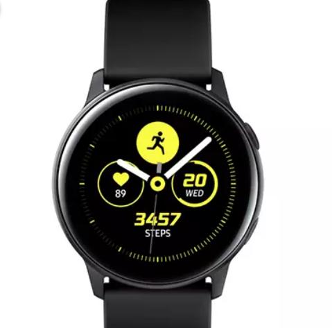 Samsung Galaxy Bluetooth Smart Watch Active 40mm (Choose Color) $128.99