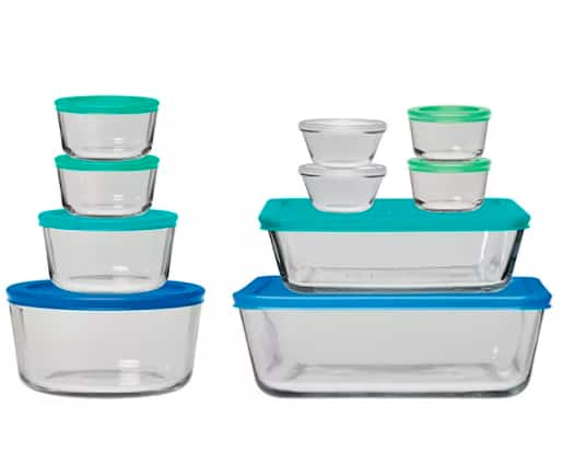 Anchor Hocking 20-pc. Food Storage Set(Rebate Available! $10 rebate by mail.) $15.49