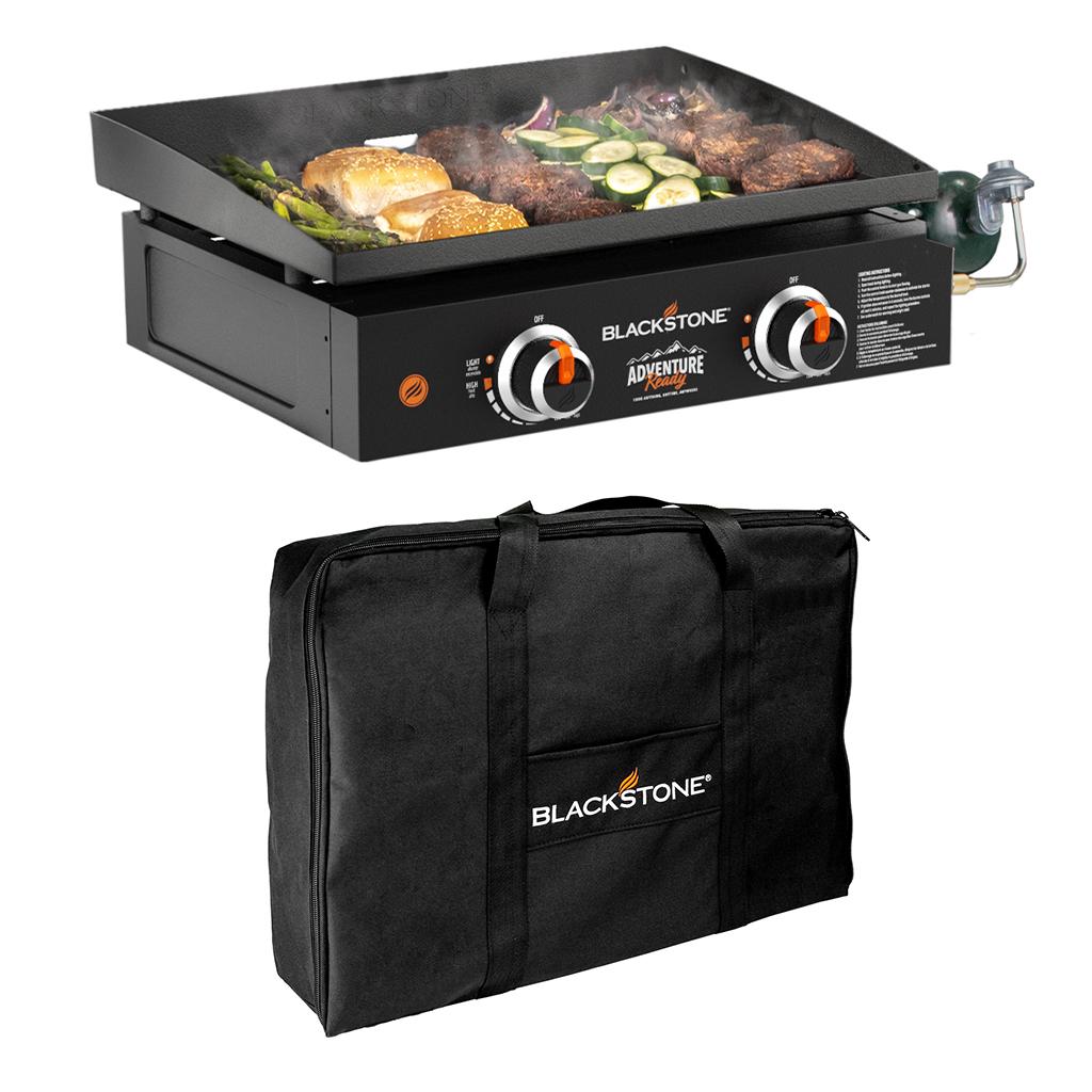 "Blackstone Adventure Ready 22"" Griddle with Bonus Carry Bag $98.99"