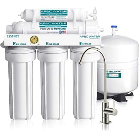 Amazon Prime deals: APEC Water Systems ROES-50 Essence Series Top Tier 5-Stage Certified $169.96 + free shipping