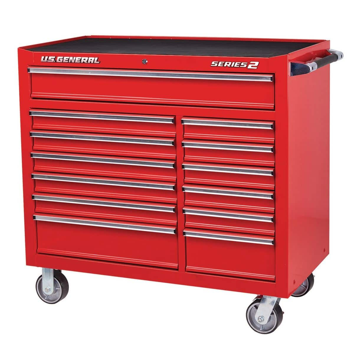 HArbor Freight 44 in. x 22 In. Double Bank  Roller Cabinet $399.99