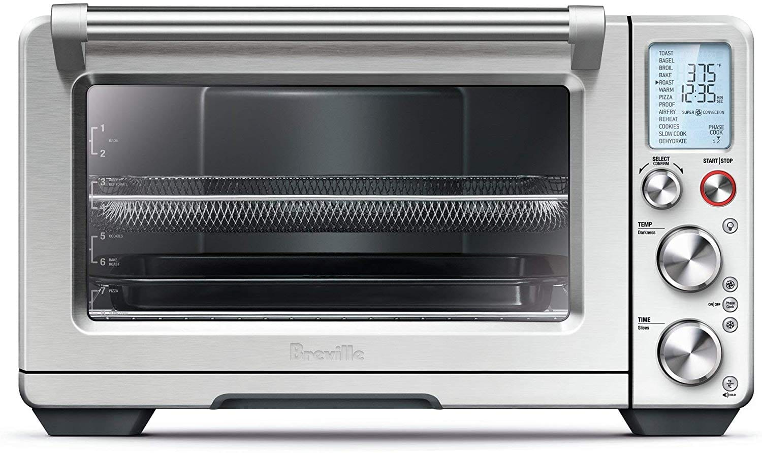 Breville Bov900bss Convection Air Fry Smart Oven