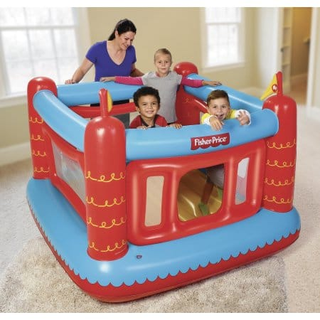 Select Walmart Stores Fisher Price Bouncetastic Bouncer