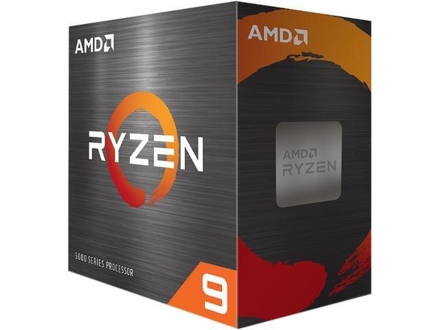 AMD Ryzen 9 5900X 12-Core 3.7 GHz Desktop CPU - $539.99