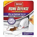 ORTHO 2-Pack Indoor Rodent Trap for House Mice $1 @ Lowe's YMMV