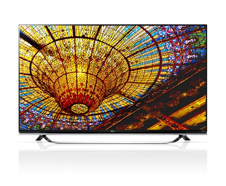 """LG 65UF8500 65"""" LED 4K Ultra HD Smart TV $1199 + Tax After Promo Code @ Fry's (In-Store)"""