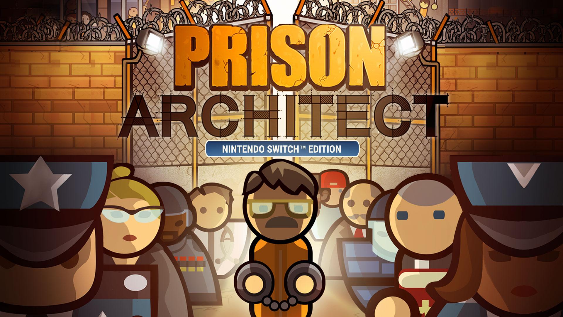 Prison Architect: Nintendo Switch Edition for Nintendo Switch - Nintendo Game Details $7.49