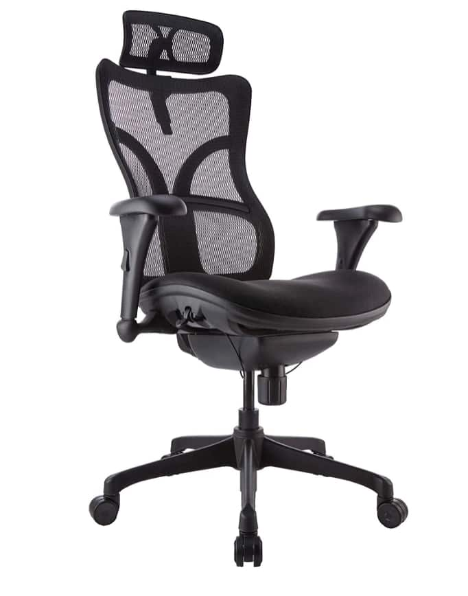 Astounding Workpro Warrior 212 Series Chair High Back Black 299 99 Ocoug Best Dining Table And Chair Ideas Images Ocougorg