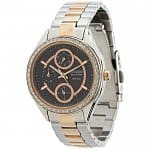 Citizen Women's Drive from Citizen Eco-Drive POV 2.0 Two Tone Rose Gold Swarovski Crystal Watch $88.99 Shipped @ P/W