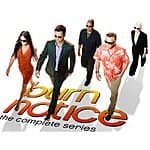 Burn Notice: The Complete Series DVD $47 Shipped @ Amazon