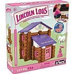 30% to 50% Off Select Lincoln Logs Building Toys @ Amazon