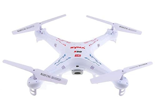 Syma X5C Explorers 2.4G 4CH 6-Axis Gyro RC Quadcopter With HD Camera $38.99 Shipped @ Amazon Deal Of The Day