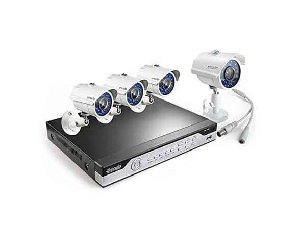 Zmodo 8-Channel H.264 960H DVR Security System w/ Cameras - 4 Cameras $89.99 – 8 Cameras $119.99  + $5 S/H   @ WOOT