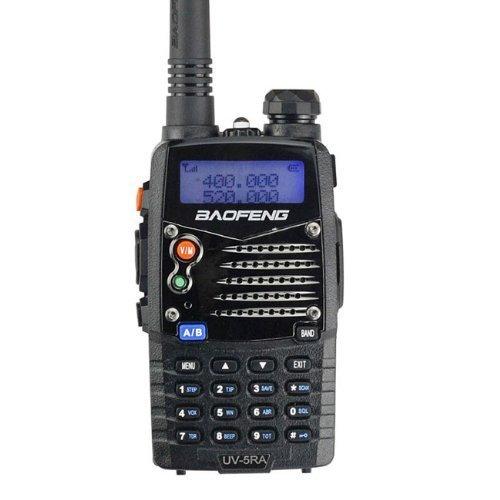 HAM Radio - Baofeng UV5RA Two Way Radio 136-174 / 400-480 MHz Dual-Band Transceiver Under $24.00 Shipped Free With Prime @ Amazon