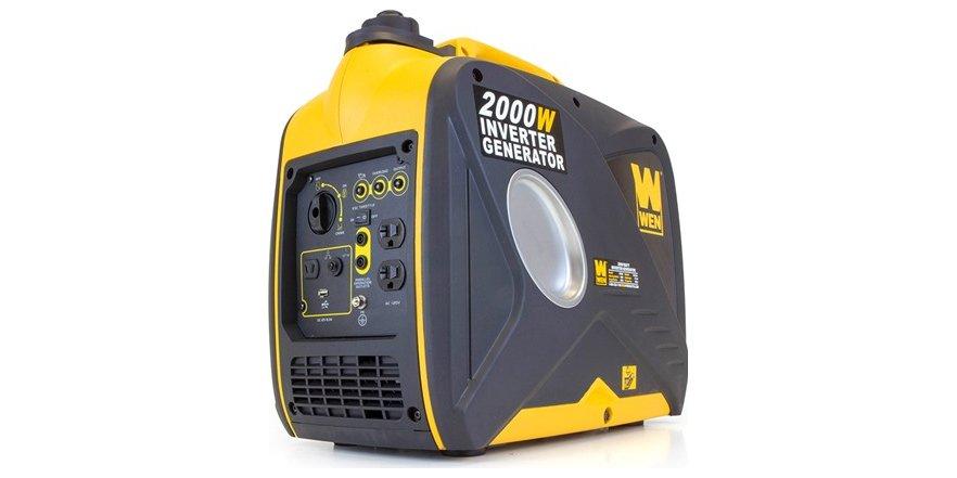 WEN 56200i 2000-Watt 79.7cc Inverter Generator ( NEW -  2 Year Warranty ) $384.99 + $5 S/H @ WOOT
