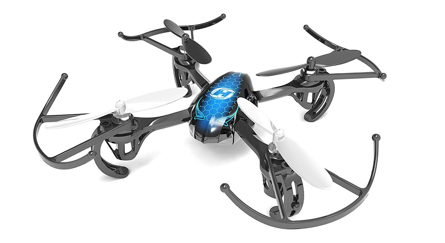Holy Stone HS170 Predator Mini RC Helicopter Drone 2.4Ghz 6-Axis Gyro 4 Channels Quadcopter Good Choice for Drone Training $30 Shipped @ Amazon Deal Of The Day