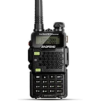 Ham Radio - Two Way Radio, Baofeng Walkie Talkie UV-5R5 5W Dual-Band  Transceiver ( 3 Colors to choose from - Black - Red - Camo ) $25.99 Shipped With prime @ Amazon Lightning Deal