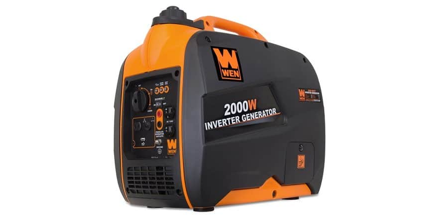 WEN 56200i, 1600 Running Watts/2000 Starting Watts, 4-Stroke Gas Powered Portable Inverter Generator, CARB Compliant ( NEW - 2 Year Warranty ) $399.99 + $5 S/H @ WOOT