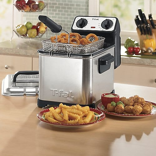 T-fal FR4049 Family Pro 3-Liter Oil Capacity Electric Deep Fryer $36 Shipped @  Amazon Deal Of The Day