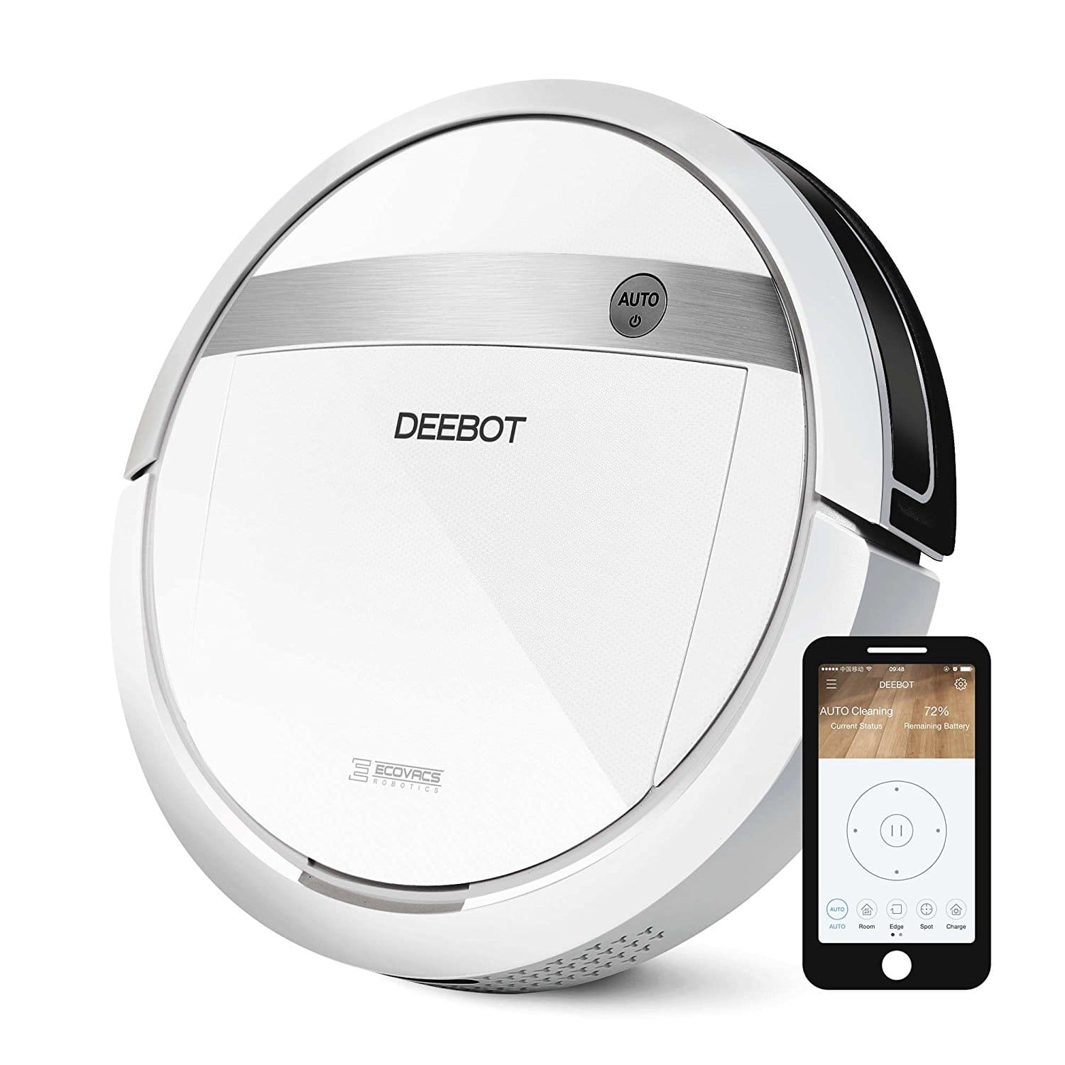 ECOVACS DEEBOT M88 Robotic Vacuum Cleaner $249 Shipped @ Amazon Deal Of The Day