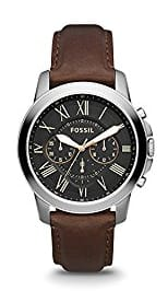 Fossil Watches $49.99 - $159.99 ( Up to 50% Off ) Shipped Free  @ Amazon deal Of The Day