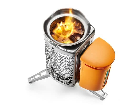BioLite Wood Burning CampStove ( New - First Generation - recharge your phones, lights and other gadgets ) $79.99 + $5 S/H @ WOOT