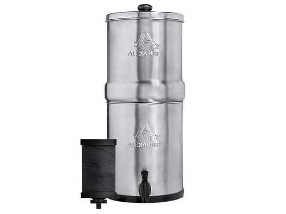 Alexapure Pro Water Filtration System $89.99 + $ 5 S/H @ WOOT