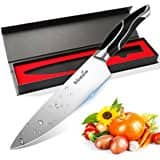 Imarku Pro Kitchen 8 inch Chefs Knife High Carbon Stainless Steel Sharp Knives $18.99 Shipped With Prime @ Amazon Deal Of The Day