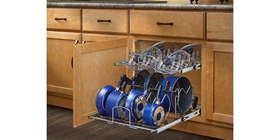 Rev-A-Shelf Kitchen Organization $29.99 - $79.99 Shipped Free With Prime @ WOOT