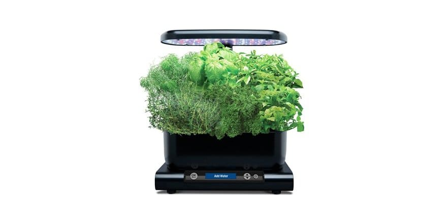 AeroGarden Harvest 6-Pod Premium Smart Countertop Garden ( NEW ) - Choose from Black, Platinum, or Red $99.95 Shipped Free With Prime @ WOOT