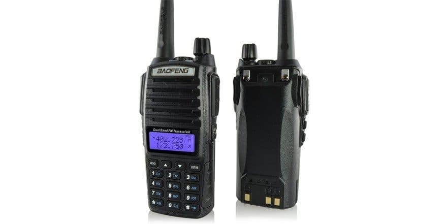 HAM RADIO - BaoFeng UV-82 Dual-Band 136-174/400-520 MHz Amateur Two-Way Radio ( 2-Pack ) $44.99 Shipped Free With Prime @ WOOT Fulfilled by Amazon