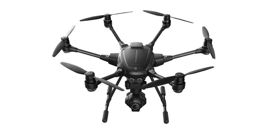 Yuneec Typhoon H Drone  or Pro Model w/ Real Sense Technology  $389.99 – $589.99  Factory Reconditioned Shipped Free With Prime @ WOOT