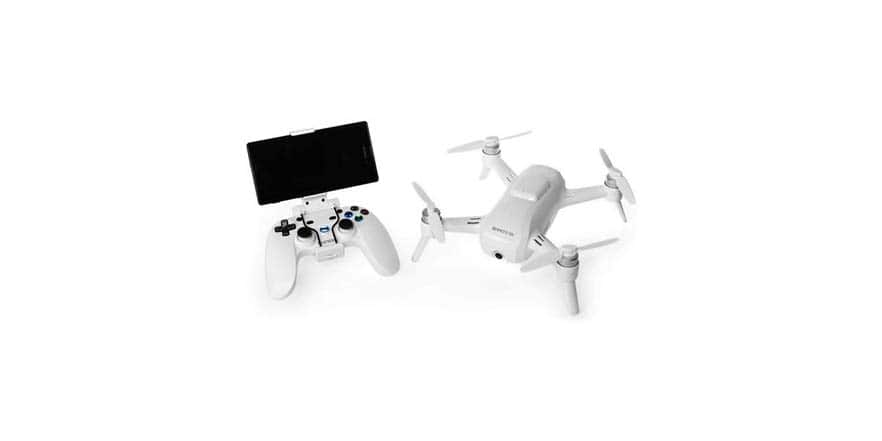 Yuneec Breeze Drone With 4K Camera & Bluetooth Controller (YUNFCAUSWAL) $99.99 Shipped Free With Prime @ WOOT