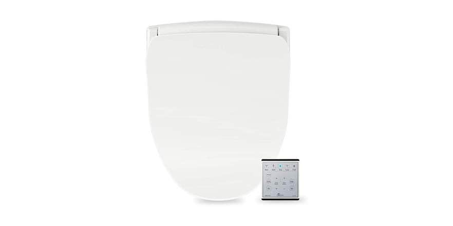 Outstanding Biobidet Slim Two Bidet Smart Toilet Seat With Night Light Caraccident5 Cool Chair Designs And Ideas Caraccident5Info