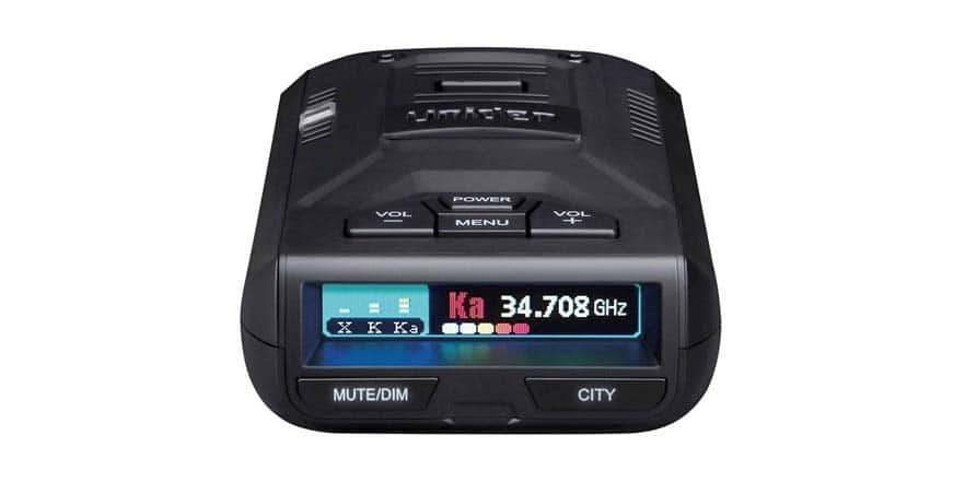 Uniden R1 DSP Extreme Long Range 360-Degree Radar/Laser Detector ( No GPS ) - Black $219.99 Shipped Free With Prime @ WOOT