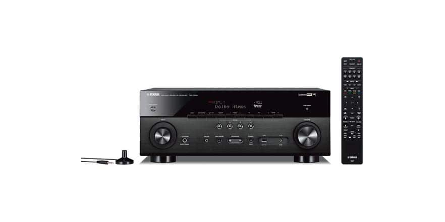 Yamaha TSR-7850R 7.2-Channel Network AV Receiver ( Factory Reconditioned ) $349.99 Shipped Free With Prime @ WOOT