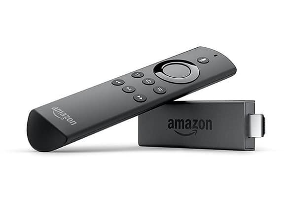 Fire TV Stick with Alexa Voice Remote, Streaming media player - Previous Generation $24.99 Shipped Free With Prime @ WOOT