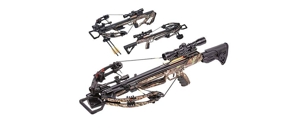 Center Point Crossbows $169.99 – $219.99 Shipped Free With Prime @ WOOT