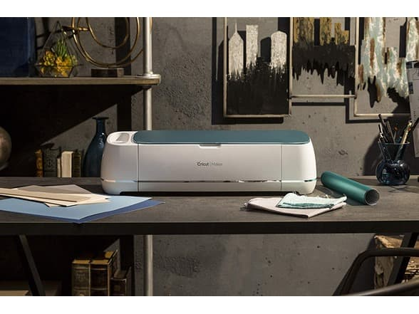 Cricut Maker, Smart Cutting Machine for Fabrics, Leather, Paper and Balsa Wood $269.99 Shipped Free With Prime @ WOOT / Fulfilled by Amazon