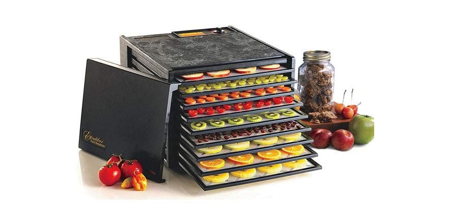 Excalibur 3900B 9-Tray Electric Food Dehydrator $129.99 Shipped Free With Prime @ WOOT Fulfilled by Amazon