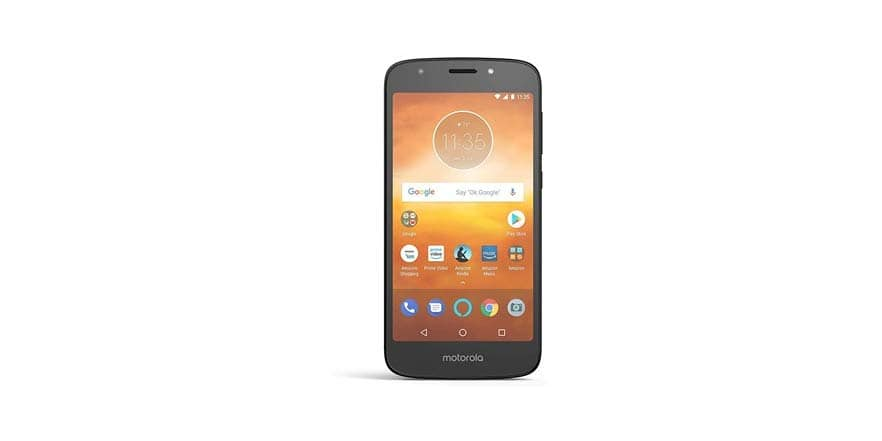 Moto E5 Play 16 GB ( NEW - AT&T / T-Mobile - Unlocked) - Black $49.99 Shipped Free With Prime @ WOOT / Fulfilled by Amazon.com