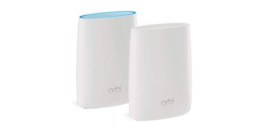 NETGEAR Orbi Whole Home Mesh WiFi System with Tri-band – 2pk (RBK50) ( Refurb. ) $179.99 Shipped Free With Prime @ WOOT