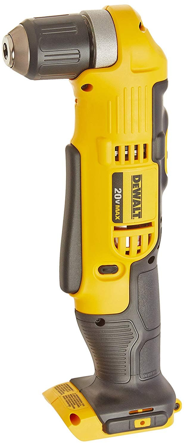 DeWALT DCD740B 20-Volt MAX Li-Ion Right Angle Drill (Tool Only) $79 Shipped @ Amazon