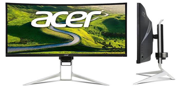 Micro Center Web Store : 38 inch Curved UltraWide 75Hz QHD IPS LED Display Monitor $999.99 plus shipping ( and tax for some )