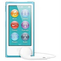 Rakuten Deal: Apple ipod nano 16gb (latest, I think) for $115
