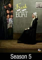 VUDU - Fresh off the Boat (series) seasons 1-6 on sale, $10 each season for HDX (normal price: $30-$65) More shows also on sale