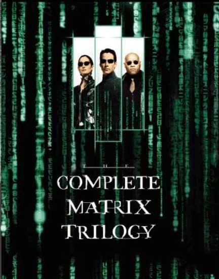 The Matrix Trilogy HD $9.99 on iTunes