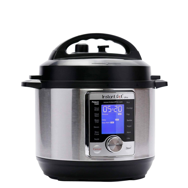 37% Off Instant Pot Ultra Mini 10-in-1 Electric Pressure Cooker $74.99