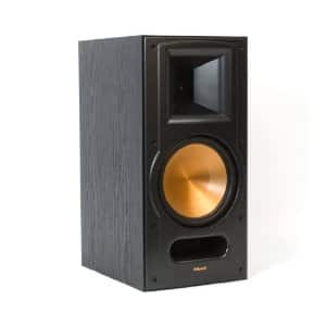 Klipsch RB-81 Reference II Two-Way Bookshelf Speaker- Cherry $249 (Each) Black (Each) $279 Amazon Prime Free Shipping