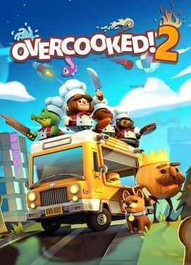 Overcooked 2 STEAM PC Deal - instant-gaming.com[Key Reseller]